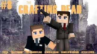 "Minecraft Crafting Dead: Episode 8 - ""THE NEW GIRL"" (Walking Dead Roleplay)"