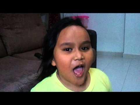 Princess Singing Kamu From Coboi Junior video
