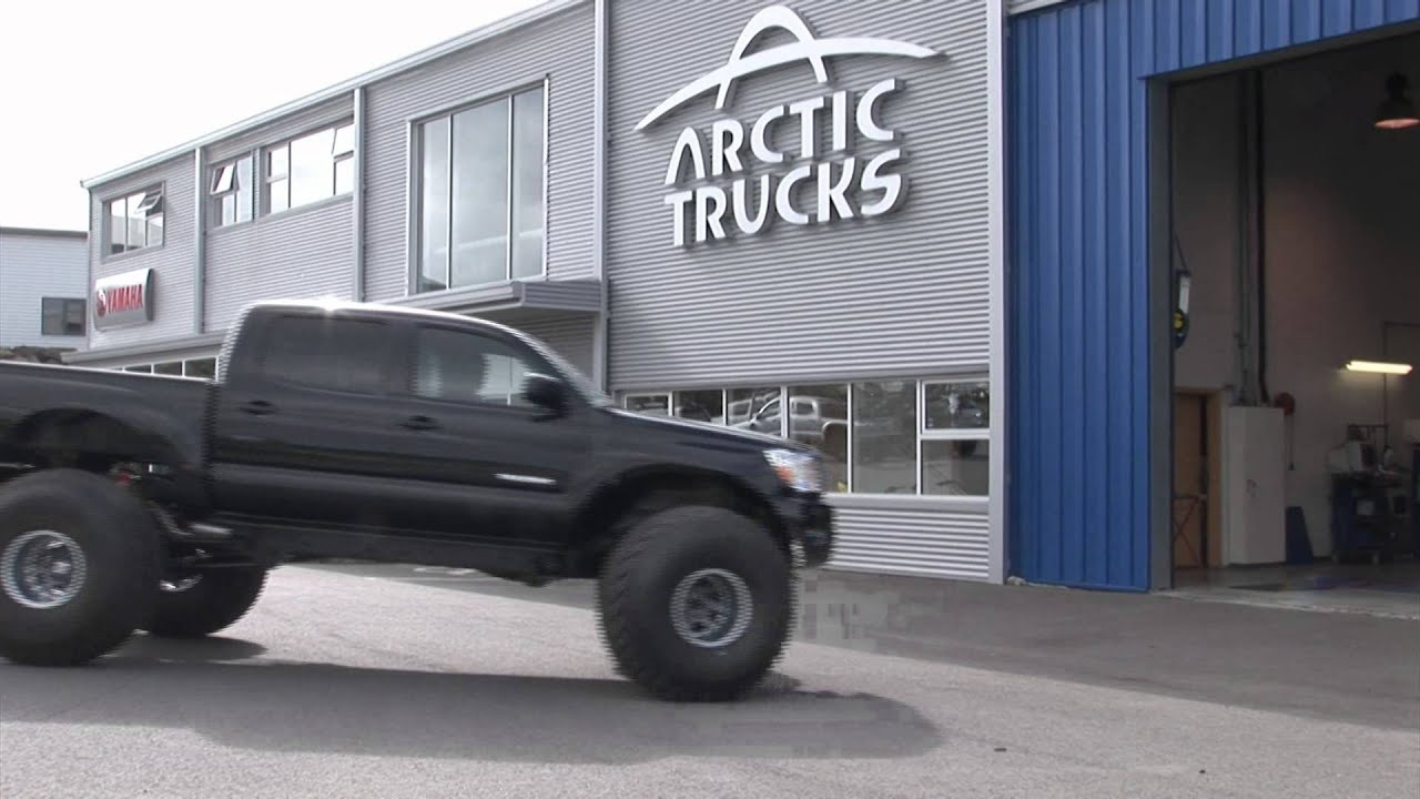 Thomson Reuters Eikon Polar Being Built In Iceland Youtube