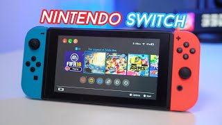 GAME CONSOLE TERBAIK 2018?! Nintendo Switch Review Indonesia