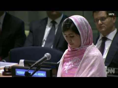Malala Yousafzai UN Speech (HD) 12 July 2013