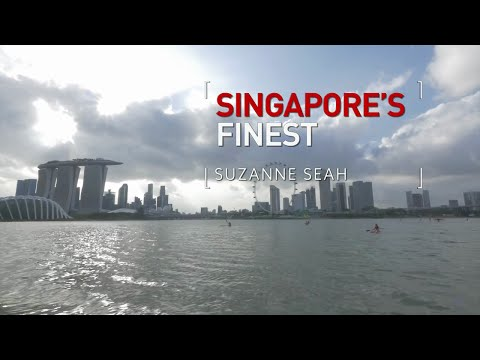 Singapore's Finest - Suzanne Seah Pt 1
