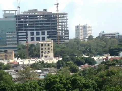Cebu skyline 2015