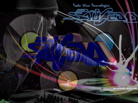 DJ.SAUCEDO HIGH ENERGY MIX (ESTUDIO)