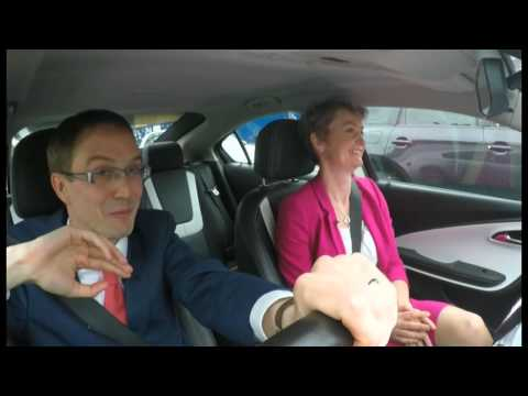 Chris Mason's Car Share: Yvette Cooper