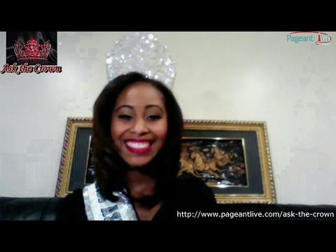 Jahaira Bratton   Miss Asia Pacific World USA   Ask the Crown   Nov 20, 2014
