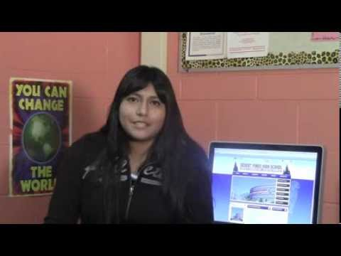 Karina Resendez, Desert Pines High School