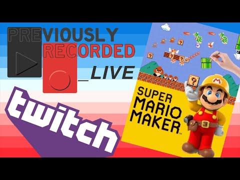 Fun with Mario Maker (Part 1)