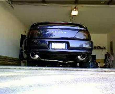 99 Acura Tl Custom Catbak Youtube