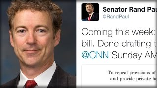RAND PAUL DROPS EPIC TWEET THAT MADE OBAMA WEEP UNCONTROLLABLY WHILE THE REST OF AMERICA CELEBRATED!