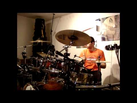 But It's Alright - Huey Lewis & The News, Drum Cover video