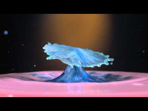 Droplet Collisions at 5000fps - The Slow Mo Guys
