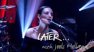 Wolf Alice Beautifully Unconventional Later With Jools Holland Bbc Two