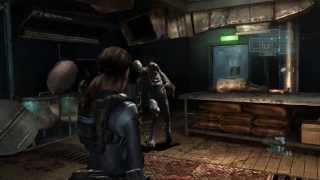 Grandpa Scats plays Resident Evil Revelations