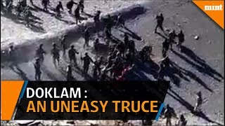Doklam: Behind the uneasy truce
