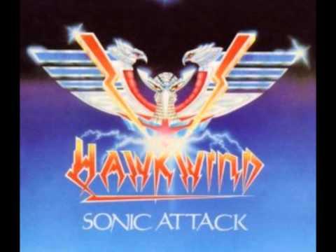 Hawkwind - Psychosonia