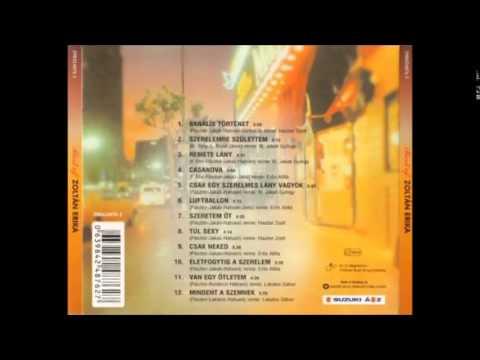 Zoltán Erika - Best Of Remix Teljes Album