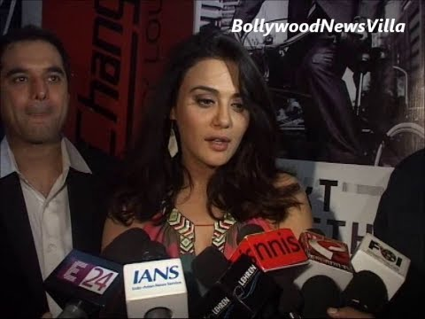 Preity Zinta's Expectation From Ishkq In Paris. video
