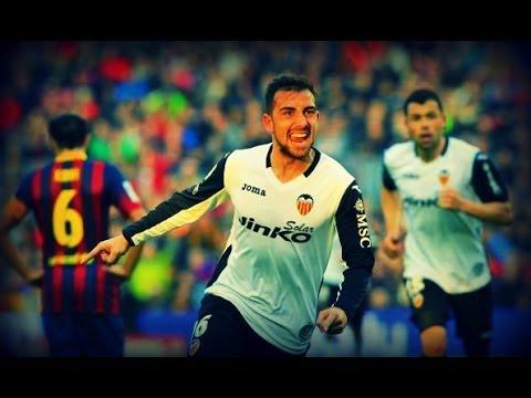 Paco Alcacer - Goals, Skills, Assists - Valencia CF 2013/2014