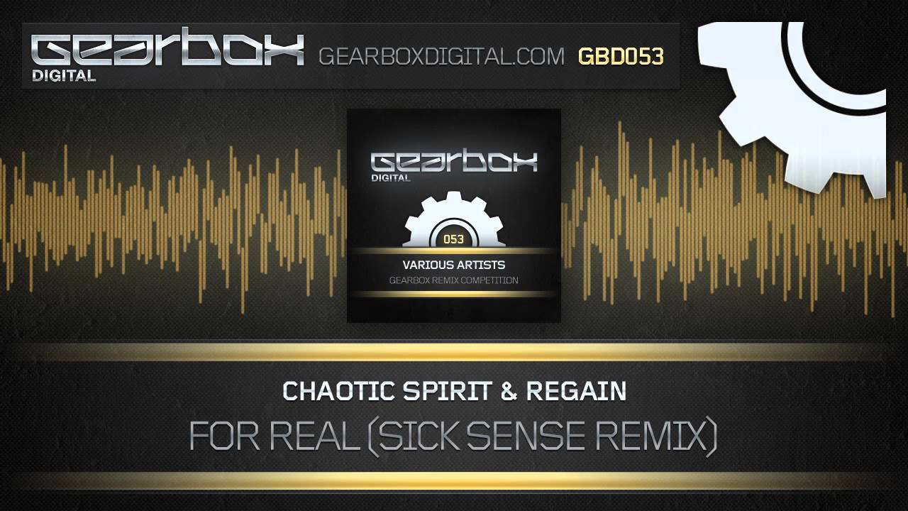 Chaotic Spirit and Regain For Real