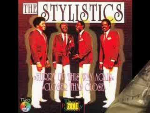 The Stylistics - We can make it happen again