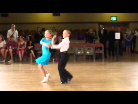 All-Star Dance Challenge Preteen Samba - Denis & Sophie