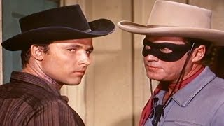 The Lone Ranger | The Twisted Track | HD | TV Series English Full Episode