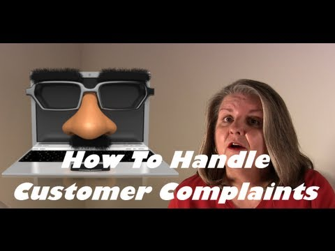 How to Handle Customer Complaints (and Improve Your Biz Too!)