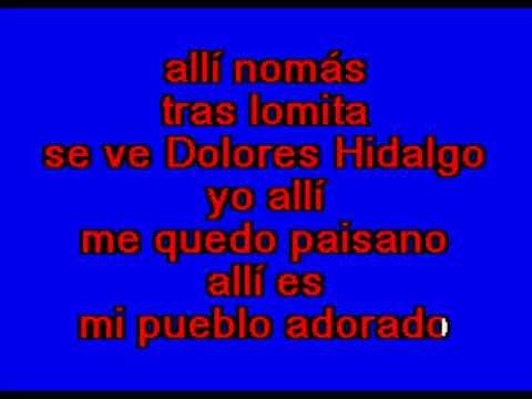 Multi Karaoke - Caminos De Guanajuato