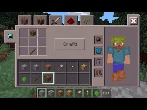 ★ Minecraft PE 0.12.0 Gameplay (CONCEPT)