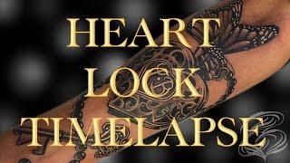 HEART LOCK TIMELAPSE