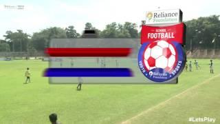 RFYS: Kolkata Jr. Boys - DAV Public School   Kharagpur vs All Saints Church School Highlights