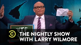 The Nightly Show - 5/11/15 In: 60 Seconds