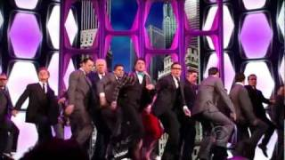 Daniel Radcliffe - Brotherhood of Man - How To Succeed In Business - 65th Annual Tonys
