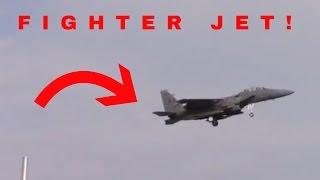 Fighter Jets at Newark Liberty International Airport!
