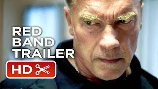 Sabotage Official Red Band Trailer #1 (2014) - Arnold Schwarzenegger Movie HD