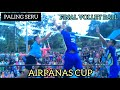 Team Bola Volly Albarezh Dari Desa Airpanas Juara Open Tournament Airpanas Cup 2016