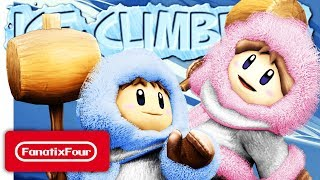 Ice Climbers for Nintendo Switch: The Revival You Never Knew You Wanted