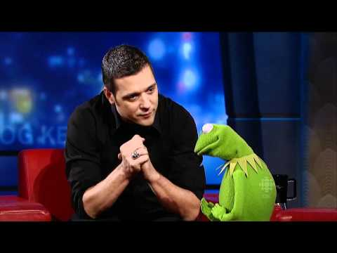 Kermit the Frog, interview