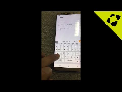 Working Samsung Galaxy S8 Leak - First Hands On Look