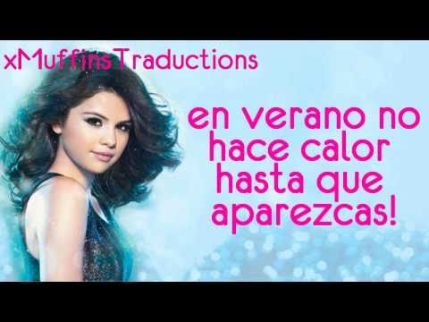 Selena Gomez - Summer's Not Hot (espaÑol) video