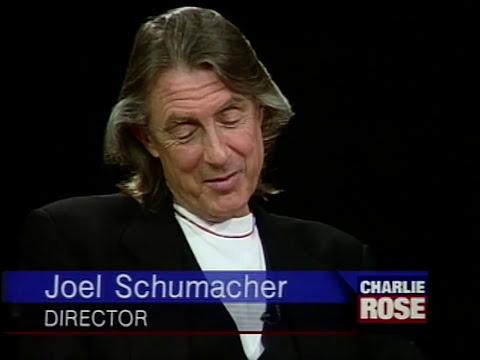 Joel Schumacher interview on