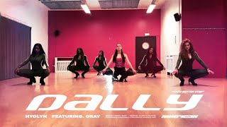 Download Lagu Hyolyn (효린) - DALLY (달리) (ft. GRAY) dance cover from RISIN' Crew from France Gratis STAFABAND