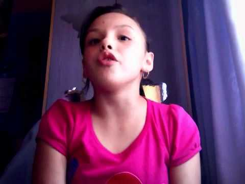 Me singing Valerie by Amy Winehouse!!