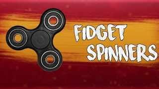 The History of Fidget Spinners
