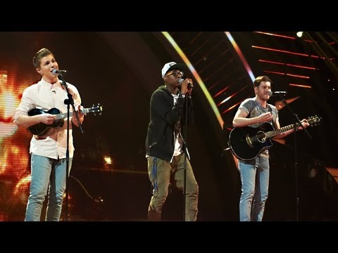 Loveable Rogues Lovesick - Britain's Got Talent 2012 Live Semi Final - Uk Version video