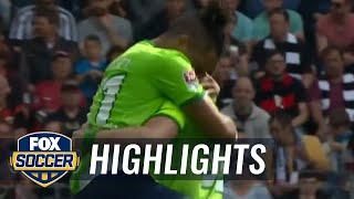 Wolfsburg vs. Eintracht Frankfurt | 2016-17 Bundesliga Highlights