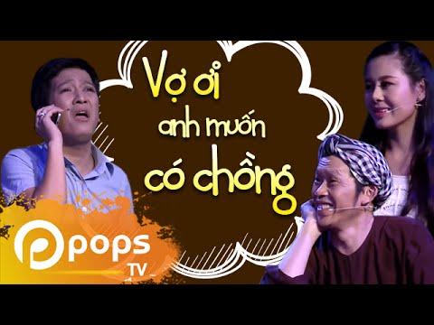 Vợ Ơi Anh Muốn Có Chồng - Trường Giang Ft Hoài Linh Ft Nam Thư [official] video