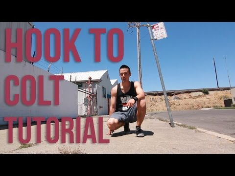 How to Breakdance | Hook to Colt | Footwork 101 thumbnail