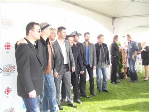 ccma green carpet interviews